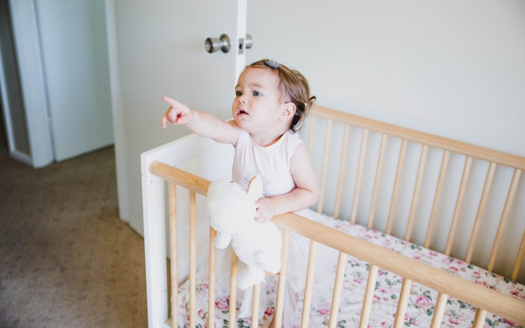 Why does my baby wake overnight?