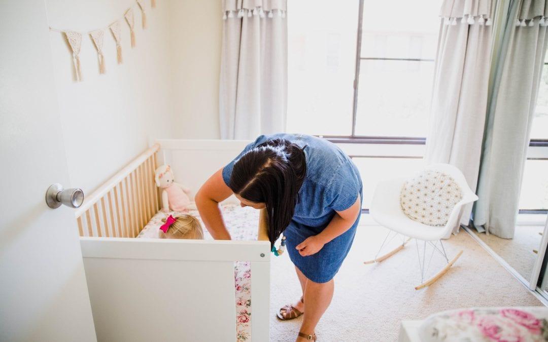 The Myth of Never Wake a Sleeping Baby…………….