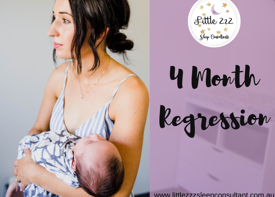 The 4 month regression